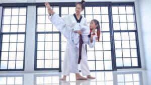 zajecia z elementami akrobatyki